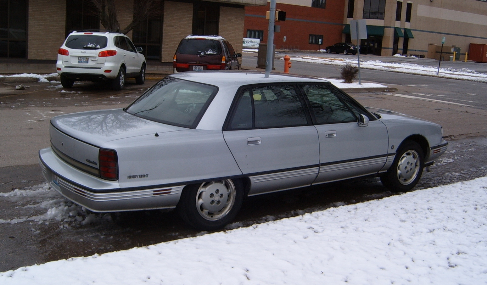 Oldsmobile Regency #8