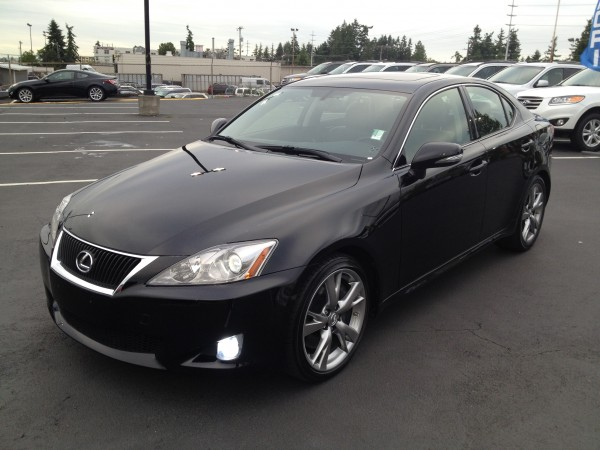 2010 Lexus Is 350 #7