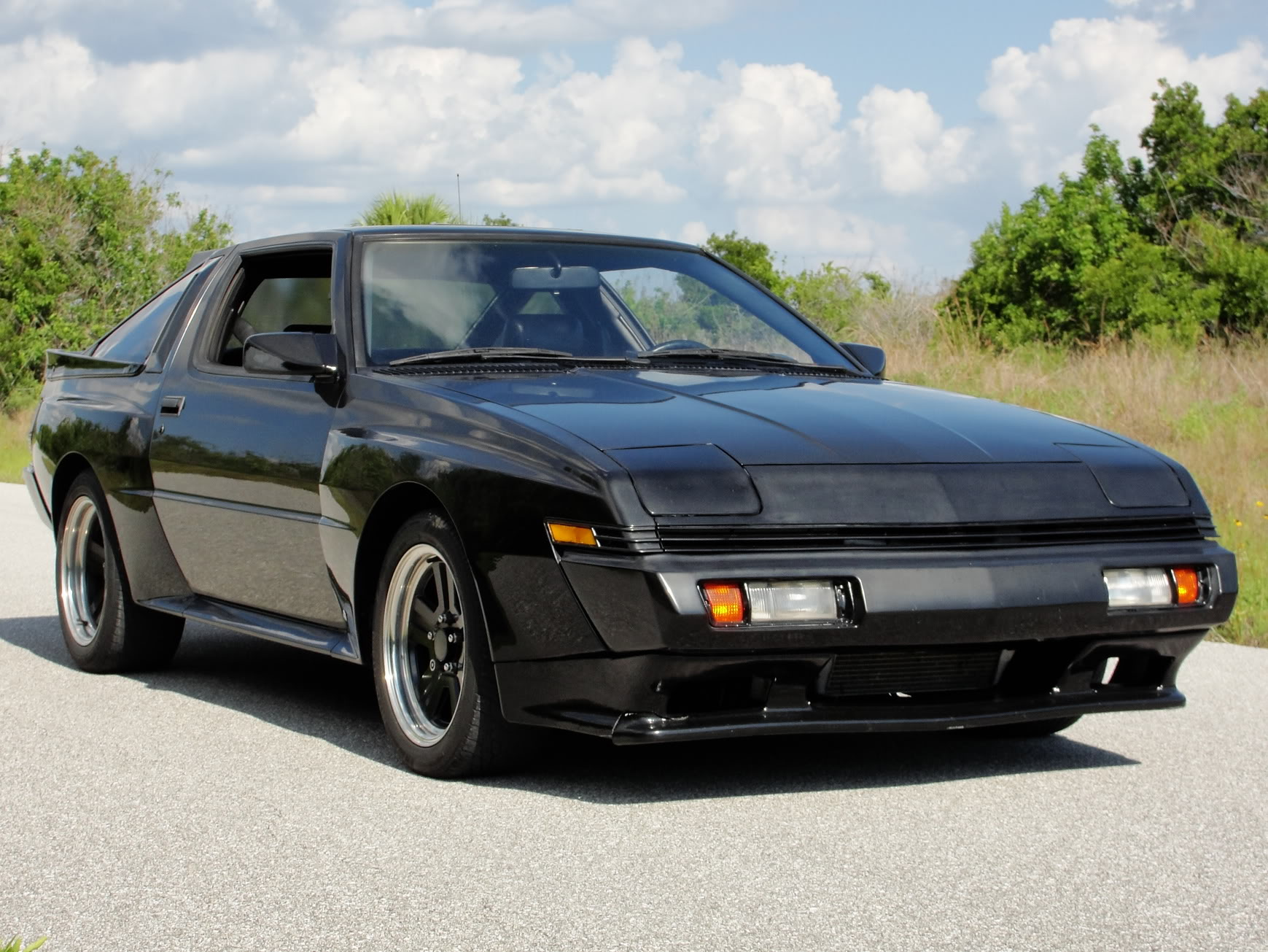 1986 Chrysler Conquest #6