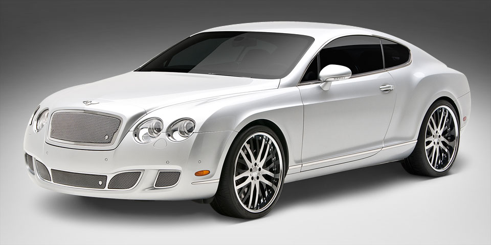 2008 Bentley Continental Gt Speed #17