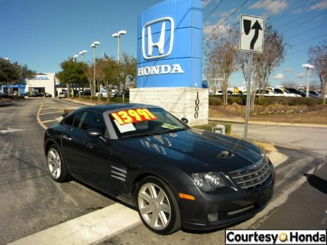 2006 Chrysler Crossfire #12