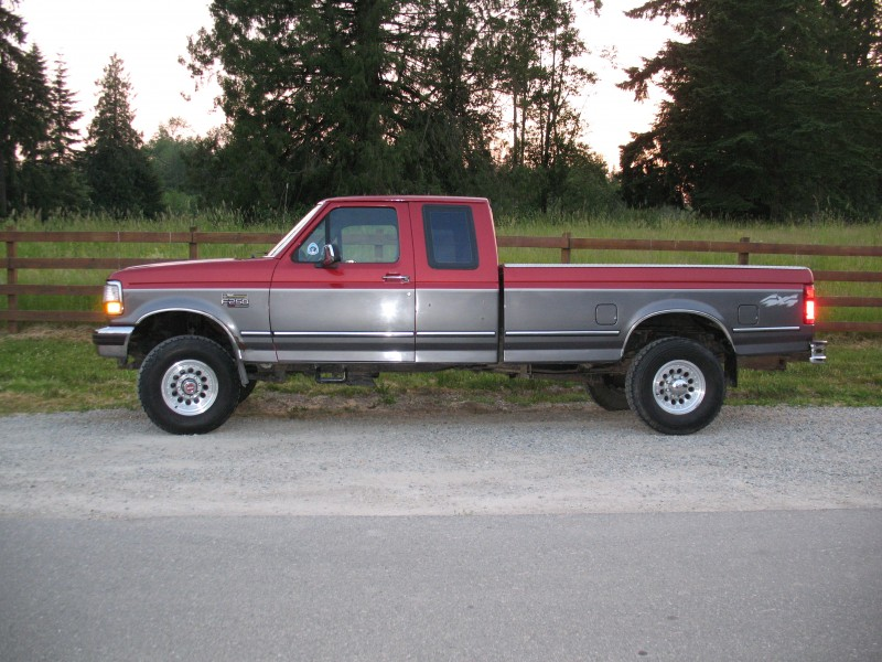 1992 Ford F-250 #8