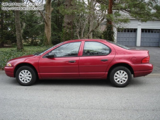 1997 Plymouth Breeze #5