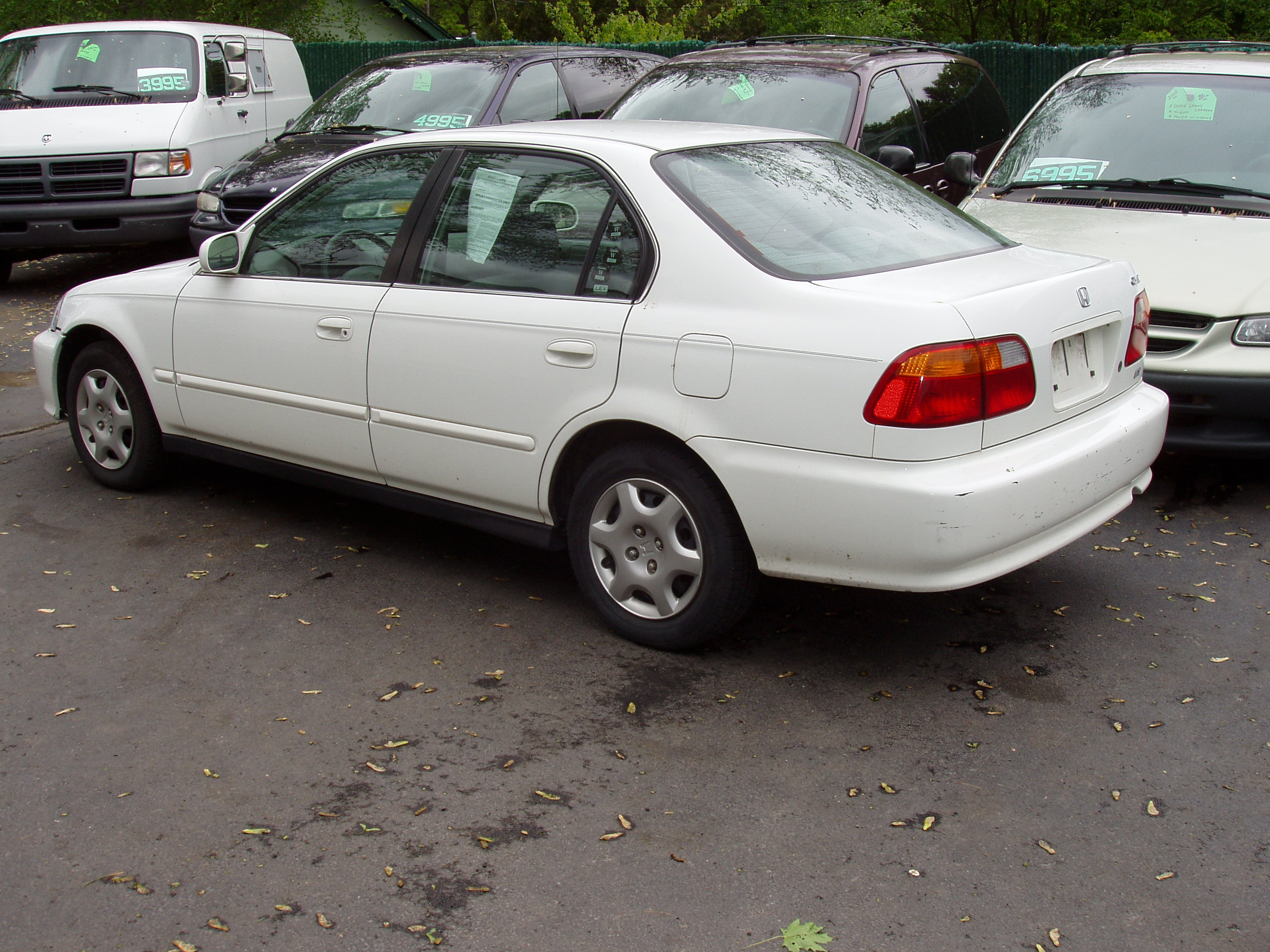 1999 Honda Civic #7