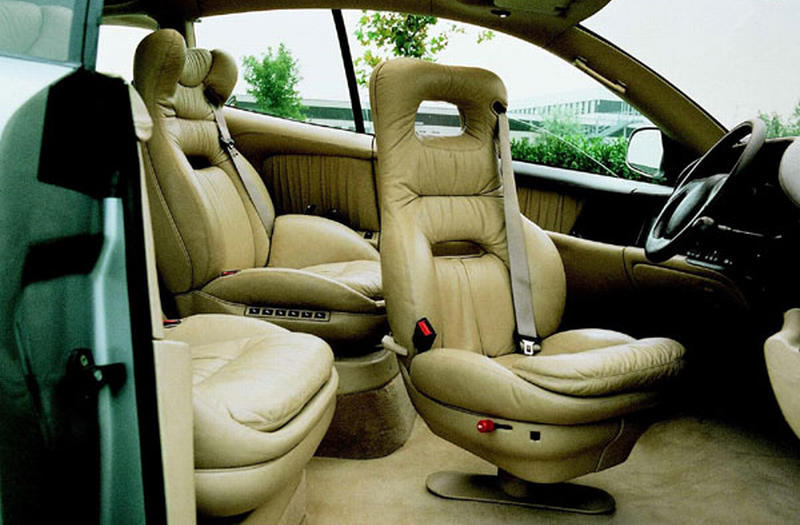 1992 Italdesign Columbus #4
