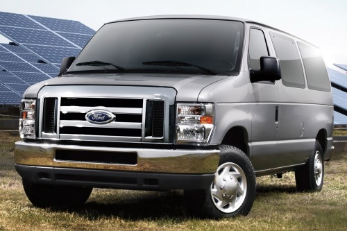 2013 Ford E-series Van #4