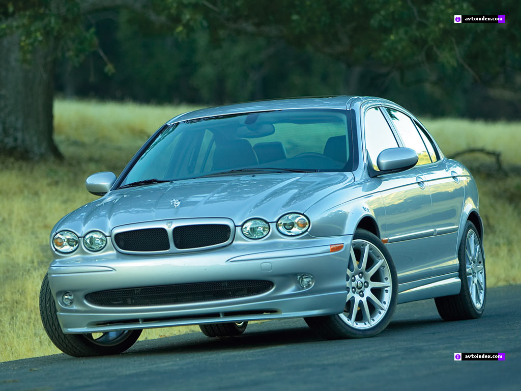 2005 Jaguar X-type #3