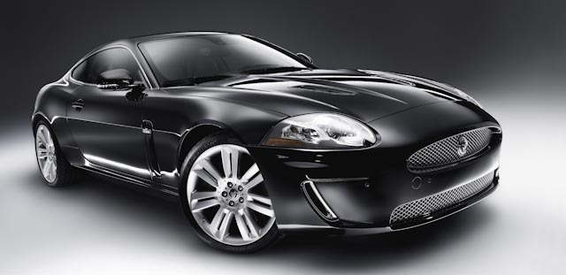 Jaguar Xk-series #1