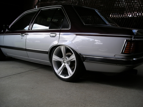 1982 Holden Commodore #5