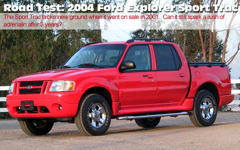 2004 Ford Explorer Sport Trac #6