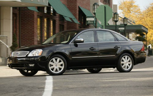 Ford Five Hundred #10