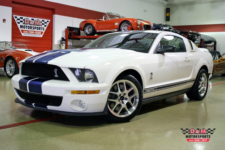 2007 Ford GT 500 #9