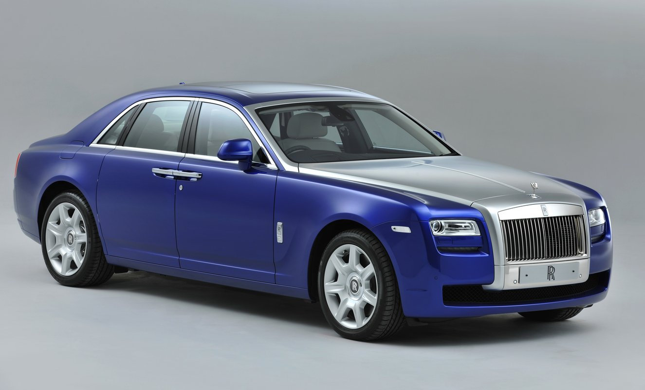 Rolls royce Ghost #2