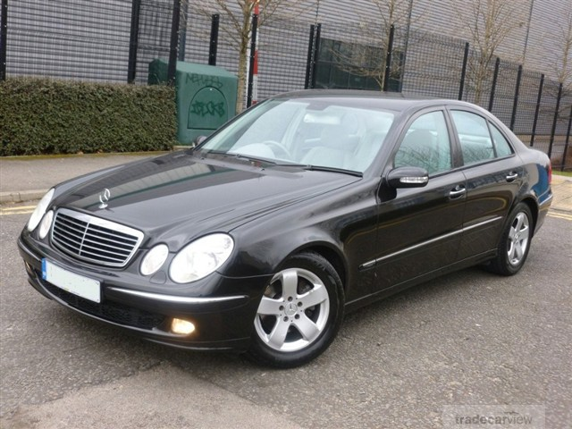 2004 mercedes benz e photos informations articles. Black Bedroom Furniture Sets. Home Design Ideas