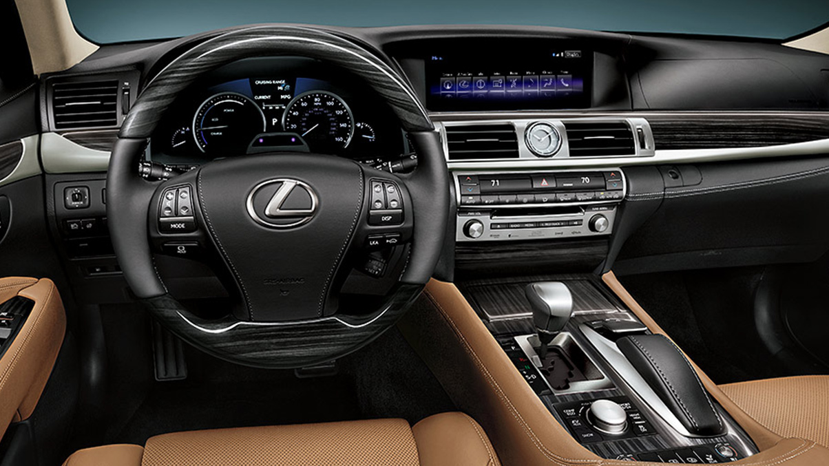 2015 Lexus Ls 460 Photos, Informations, Articles - BestCarMag.com