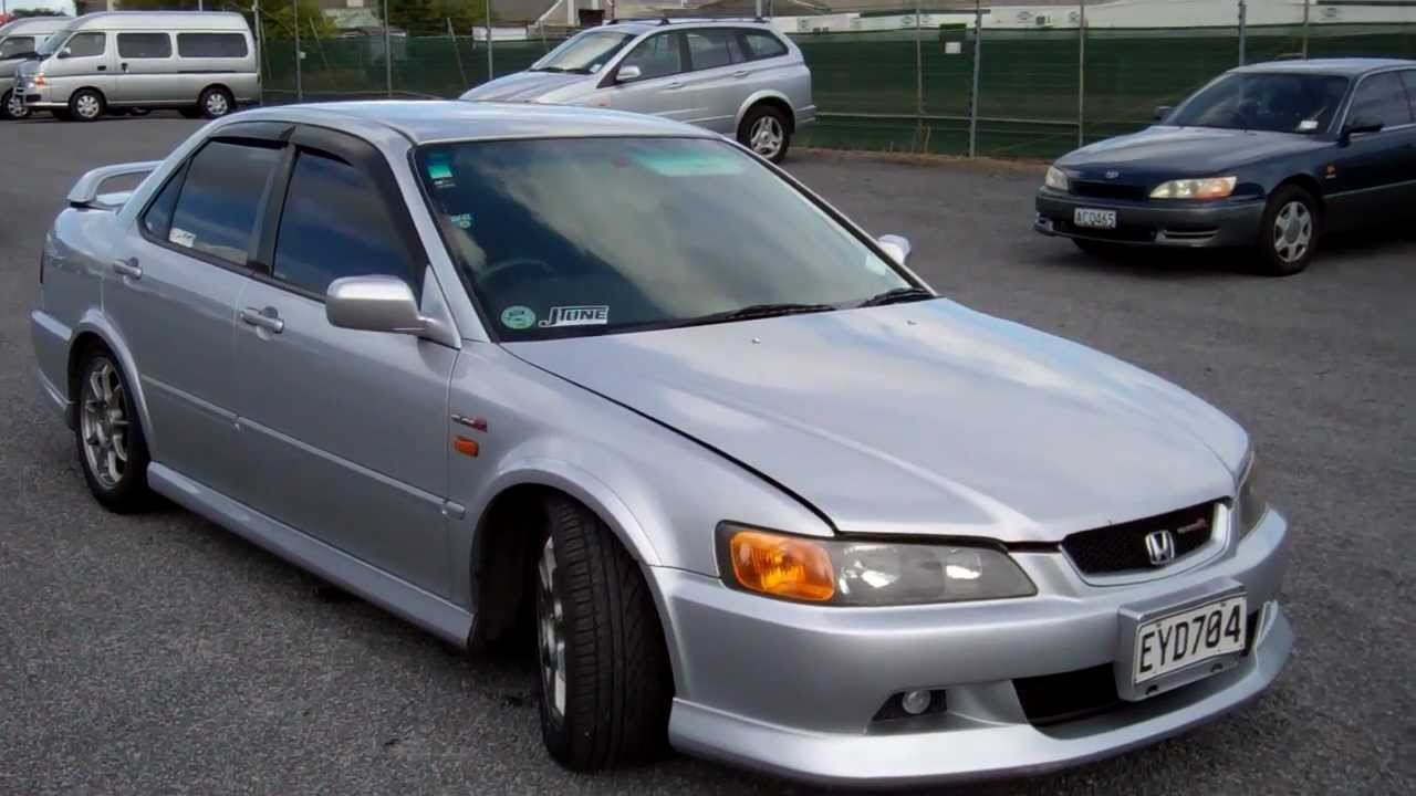 2001 Honda Accord #14