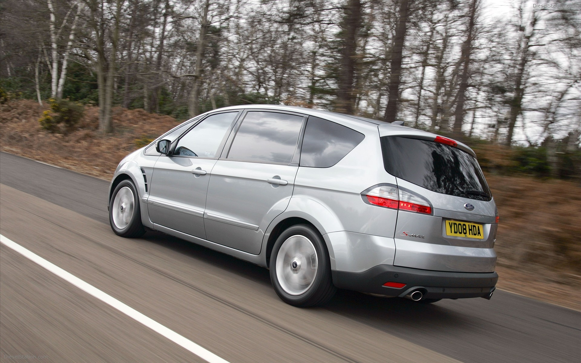2009 Ford S-Max #6