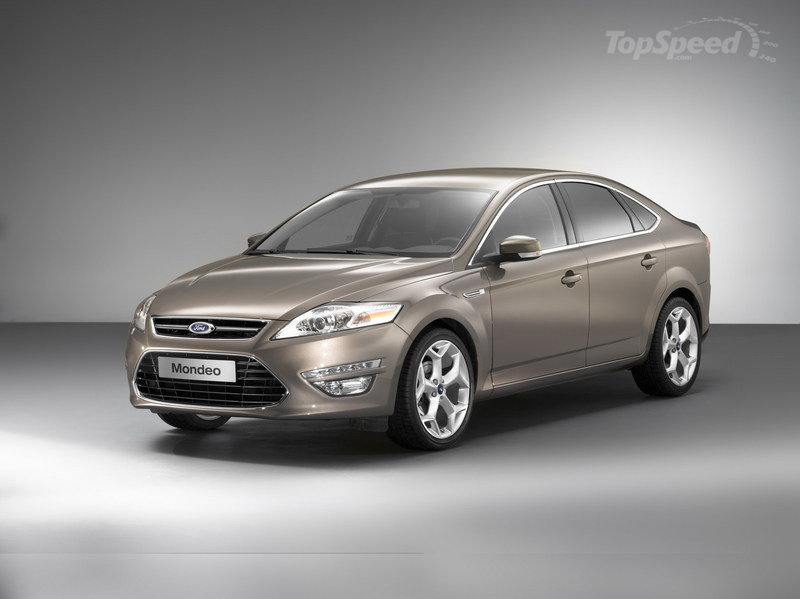 2012 Ford Mondeo #10