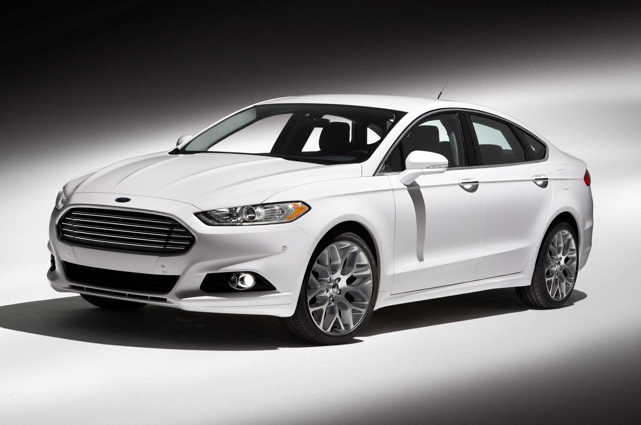 2014 Ford Fusion #2