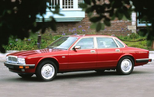 1994 Jaguar Xj-series #4
