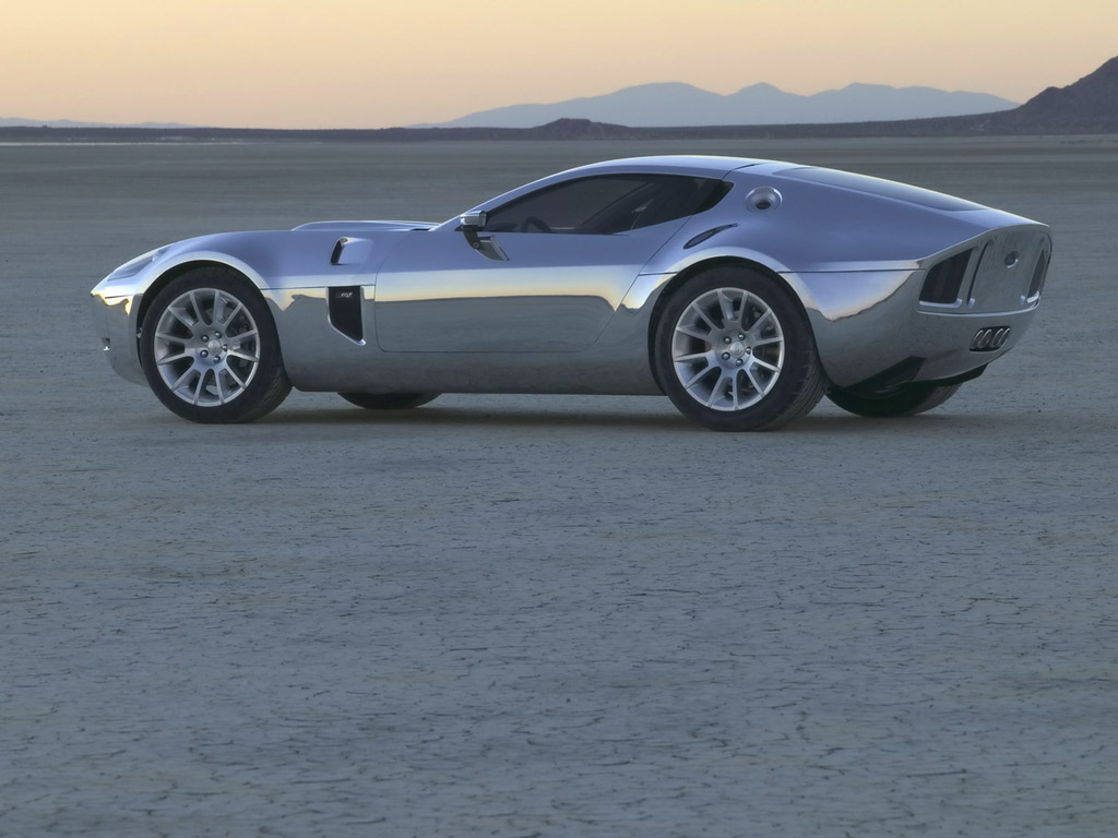 Ford Shelby GR-1 Concept #17