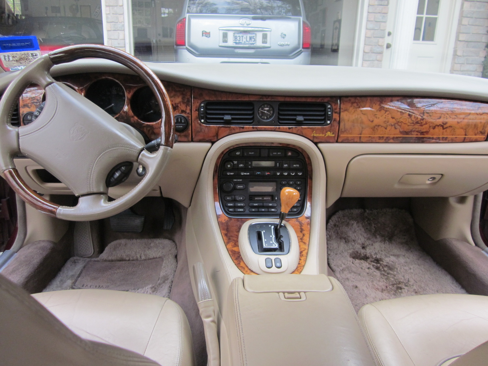 1999 Jaguar Xj-series #5