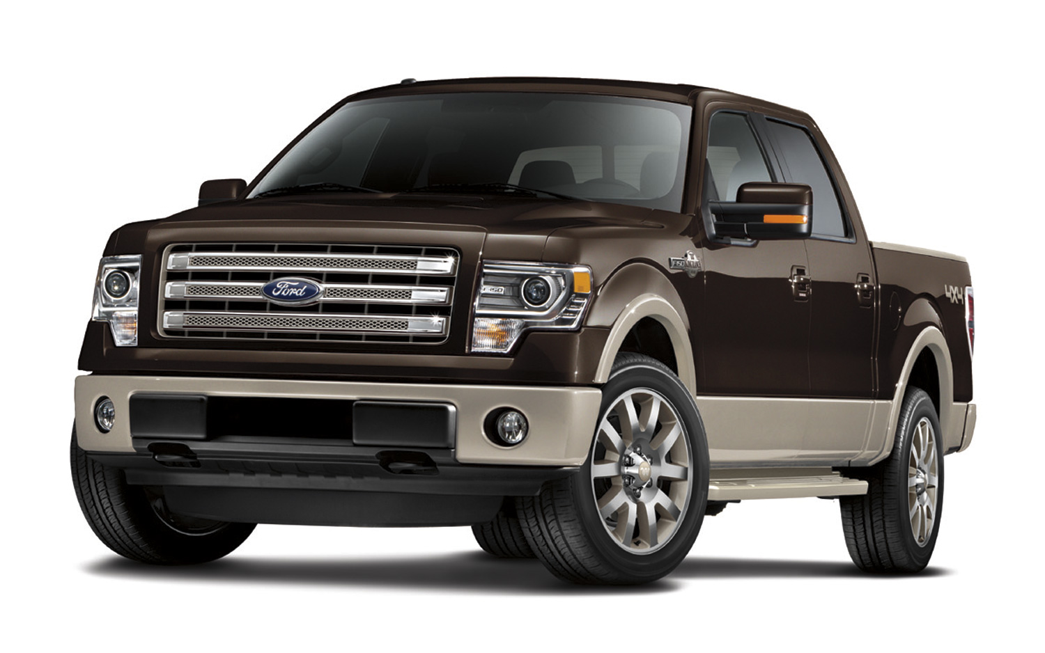 2012 Ford F-150 #11