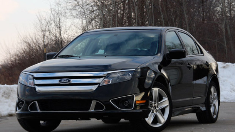 2010 Ford Fusion #3