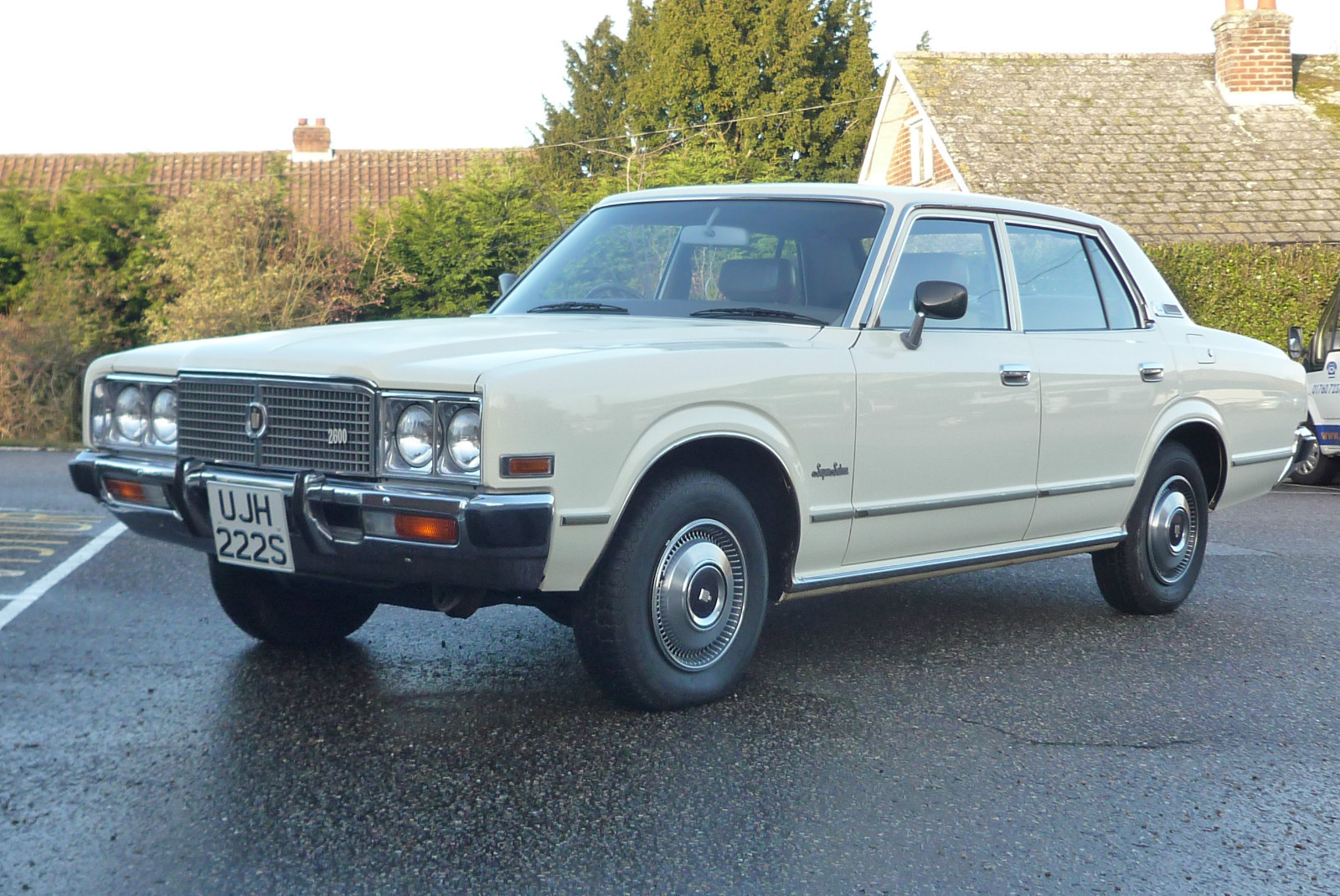 1978 Toyota Crown - BestCarMag.com