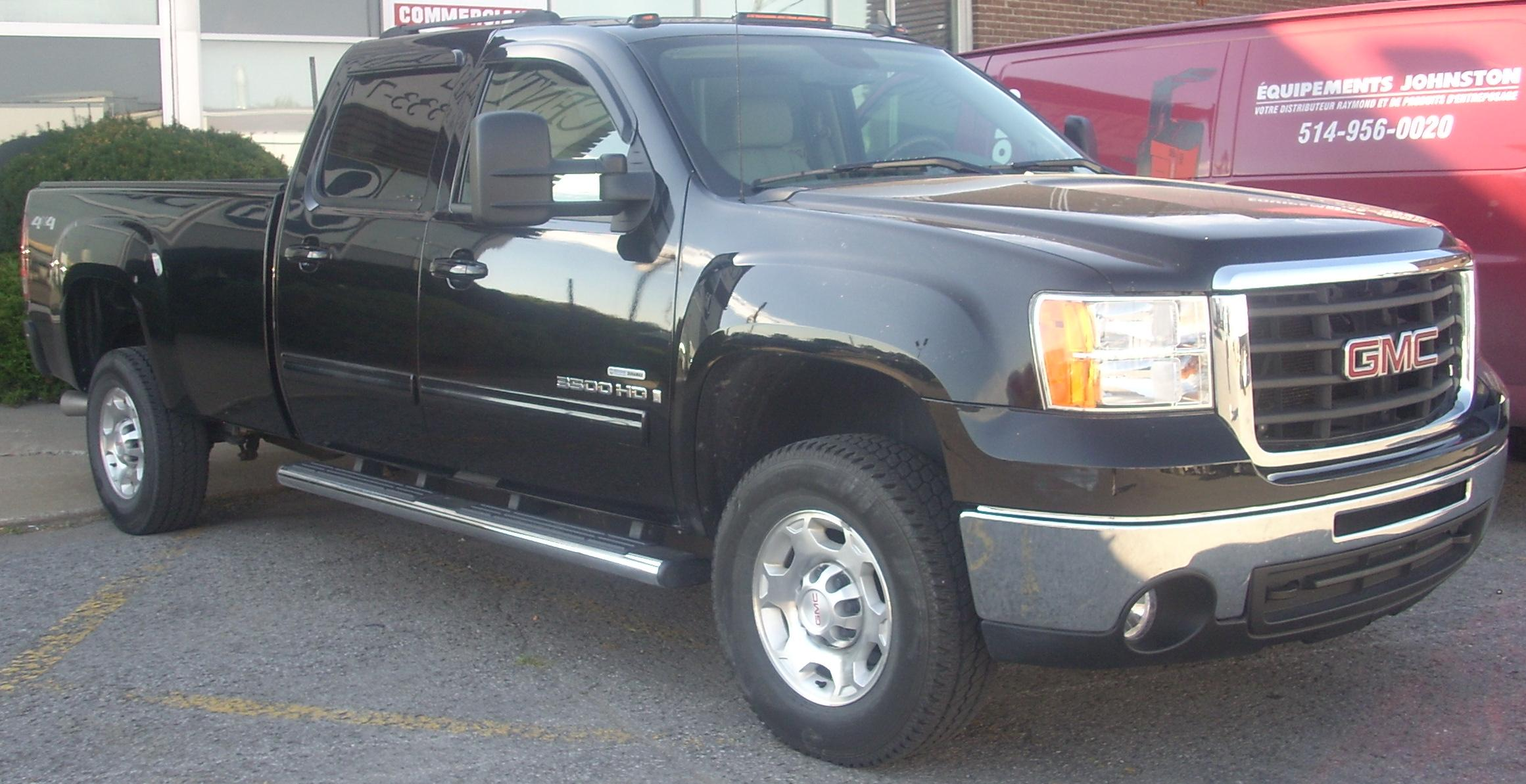 GMC Sierra 2500hd #5