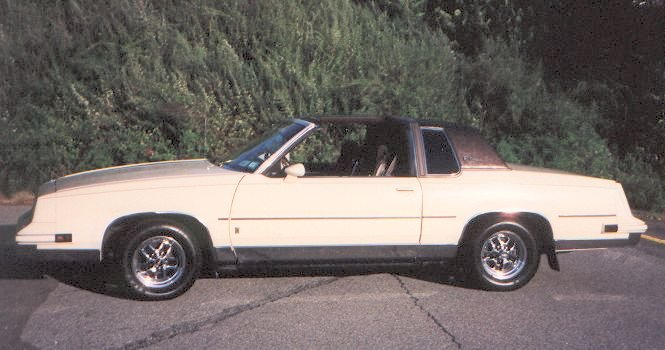 Oldsmobile Cutlass Calais #7