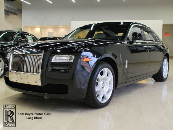 2012 Rolls royce Ghost #7