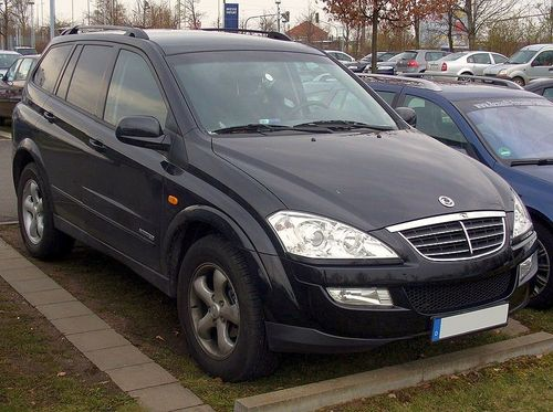 2005 Ssangyong Actyon #4