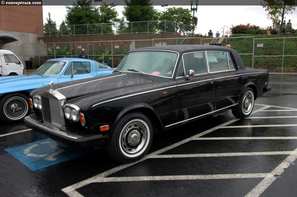 1970 Rolls Royce Silver Shadow #13