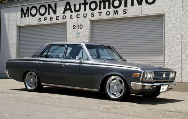1970 Toyota Crown #3