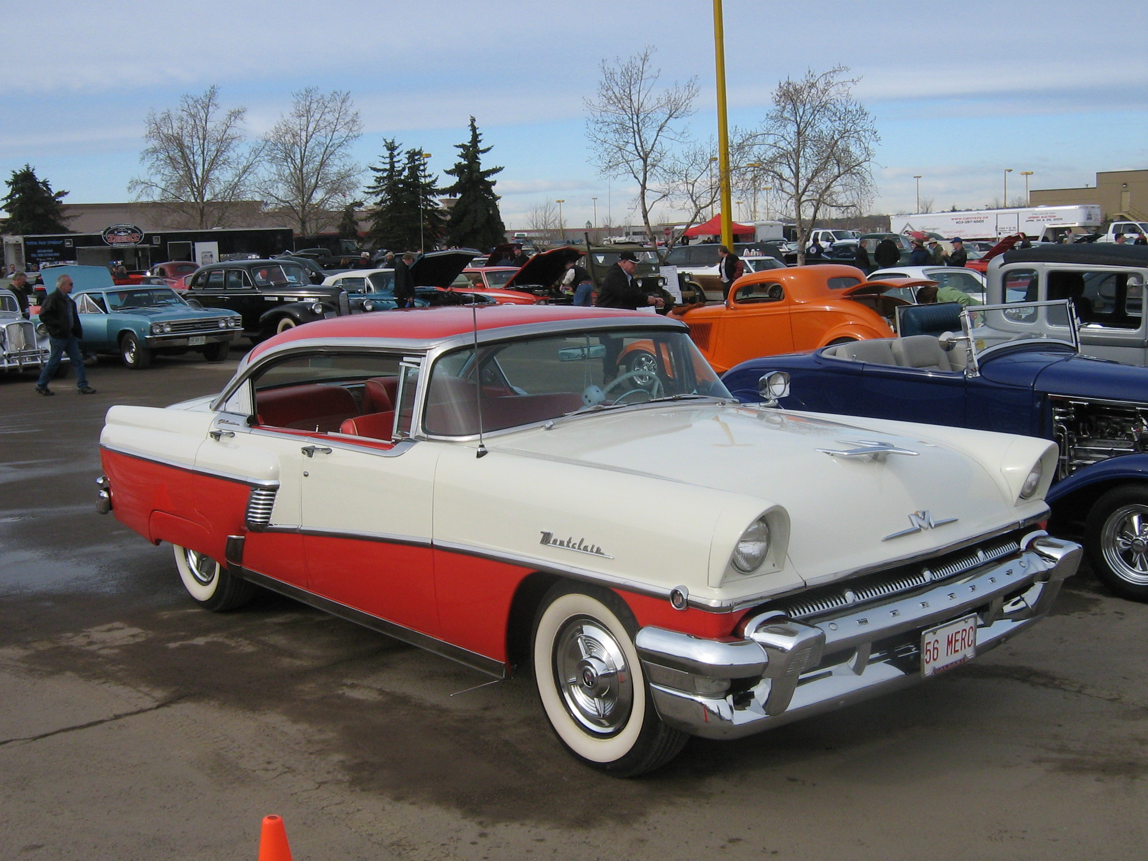1956 Mercury Montclair #15