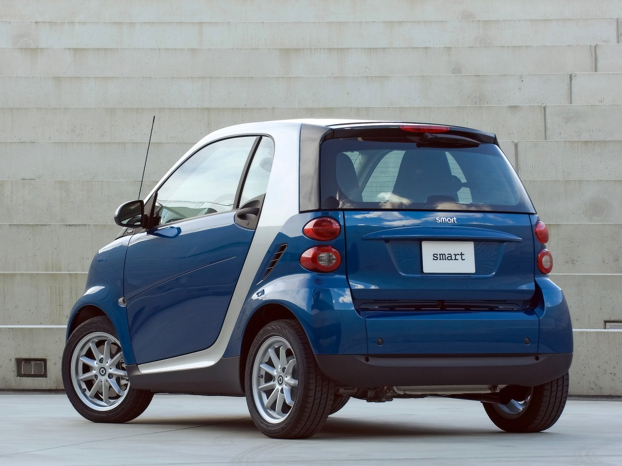 2008 Smart Fortwo #5