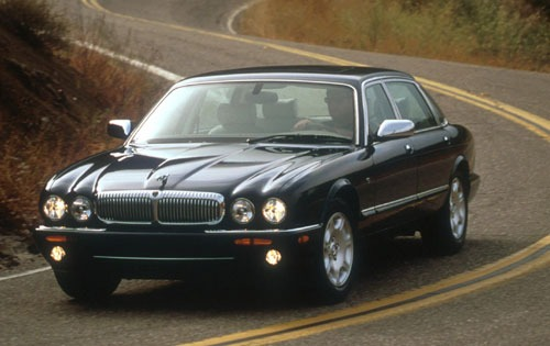 2001 Jaguar Xj-series #15