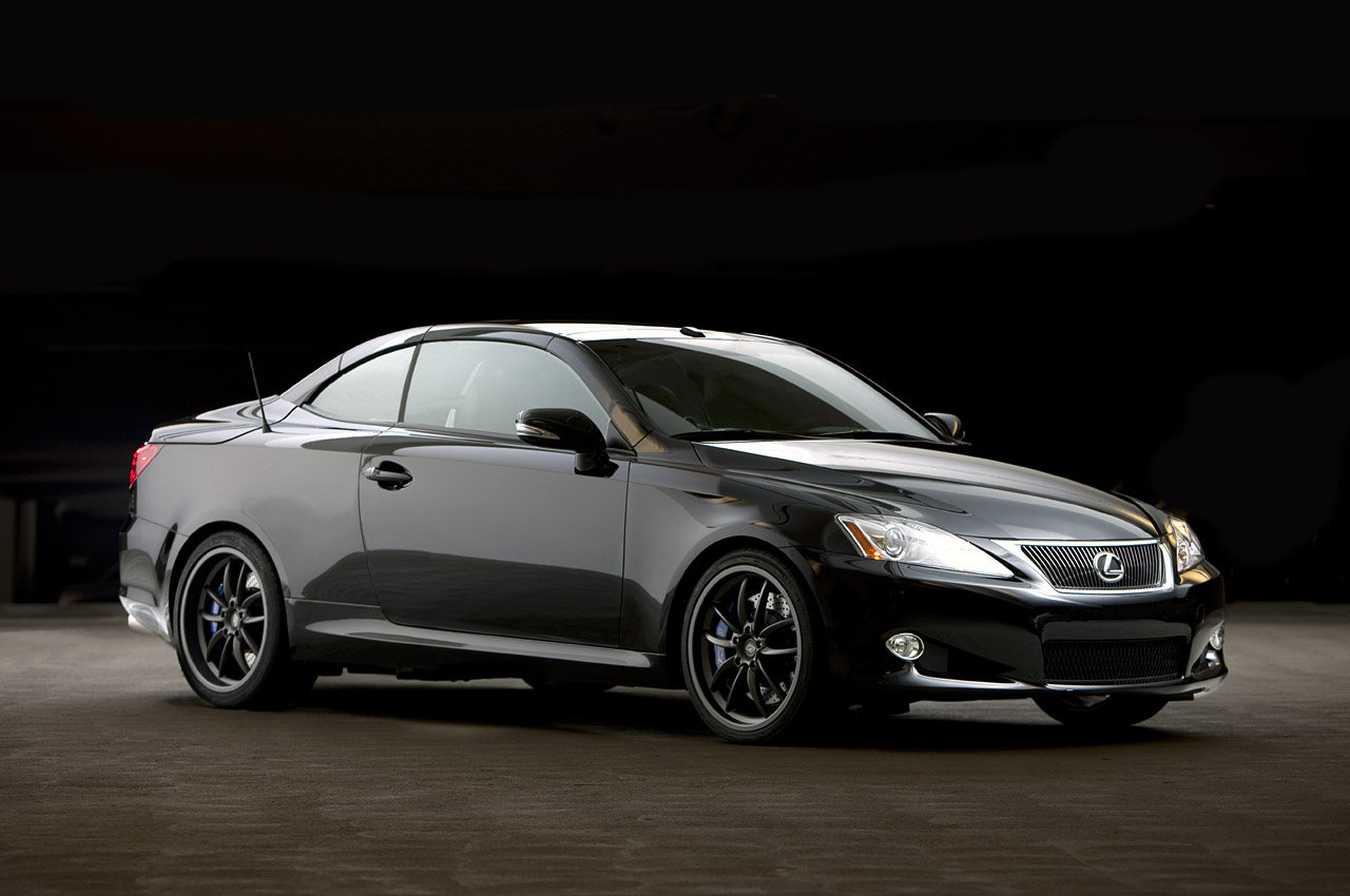 2011 Lexus Is 350 C #3
