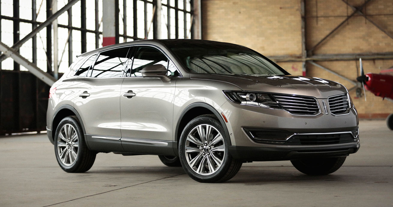 2016 Lincoln Mkx #2