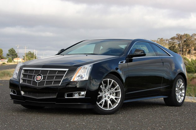 2011 Cadillac Cts Coupe #1
