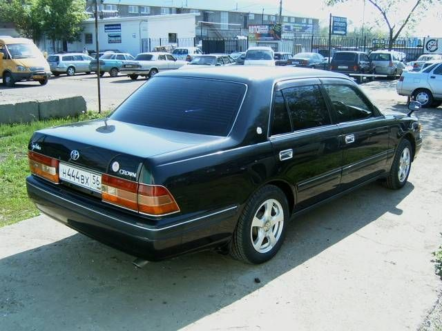 1998 Toyota Crown #4
