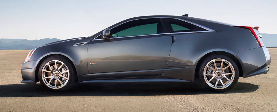 2014 Cadillac Cts Coupe #14