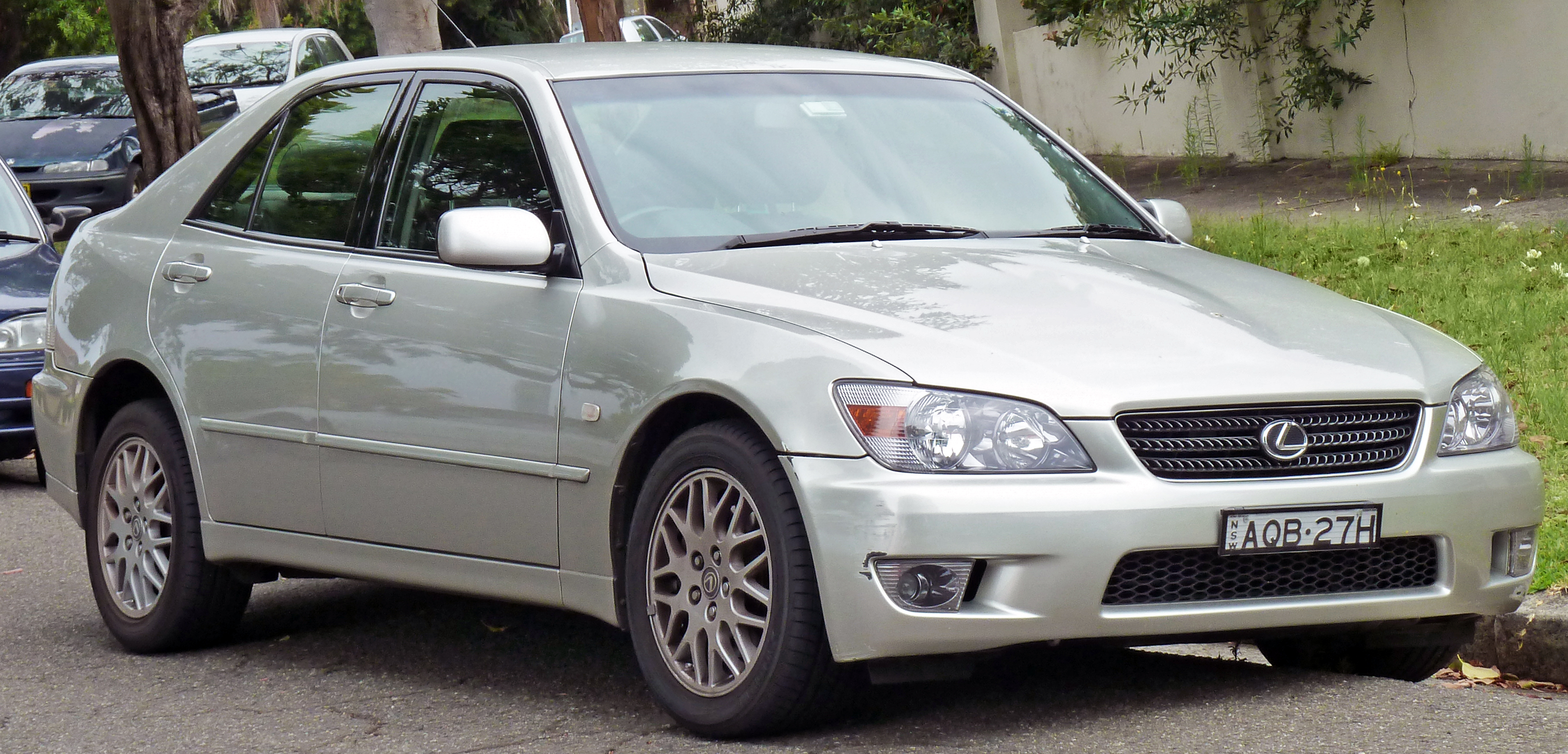 2005 Lexus IS #14
