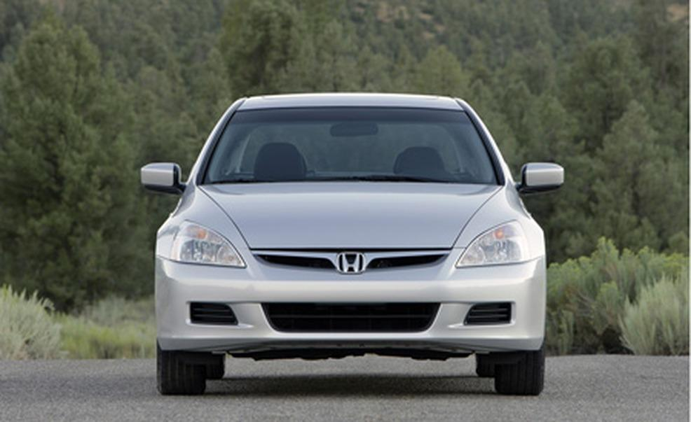 2007 Honda Accord #13