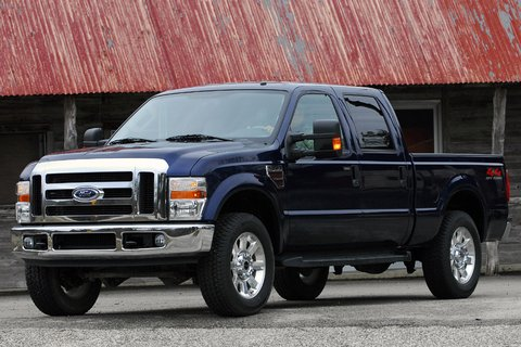 2008 Ford F-350 Super Duty #9
