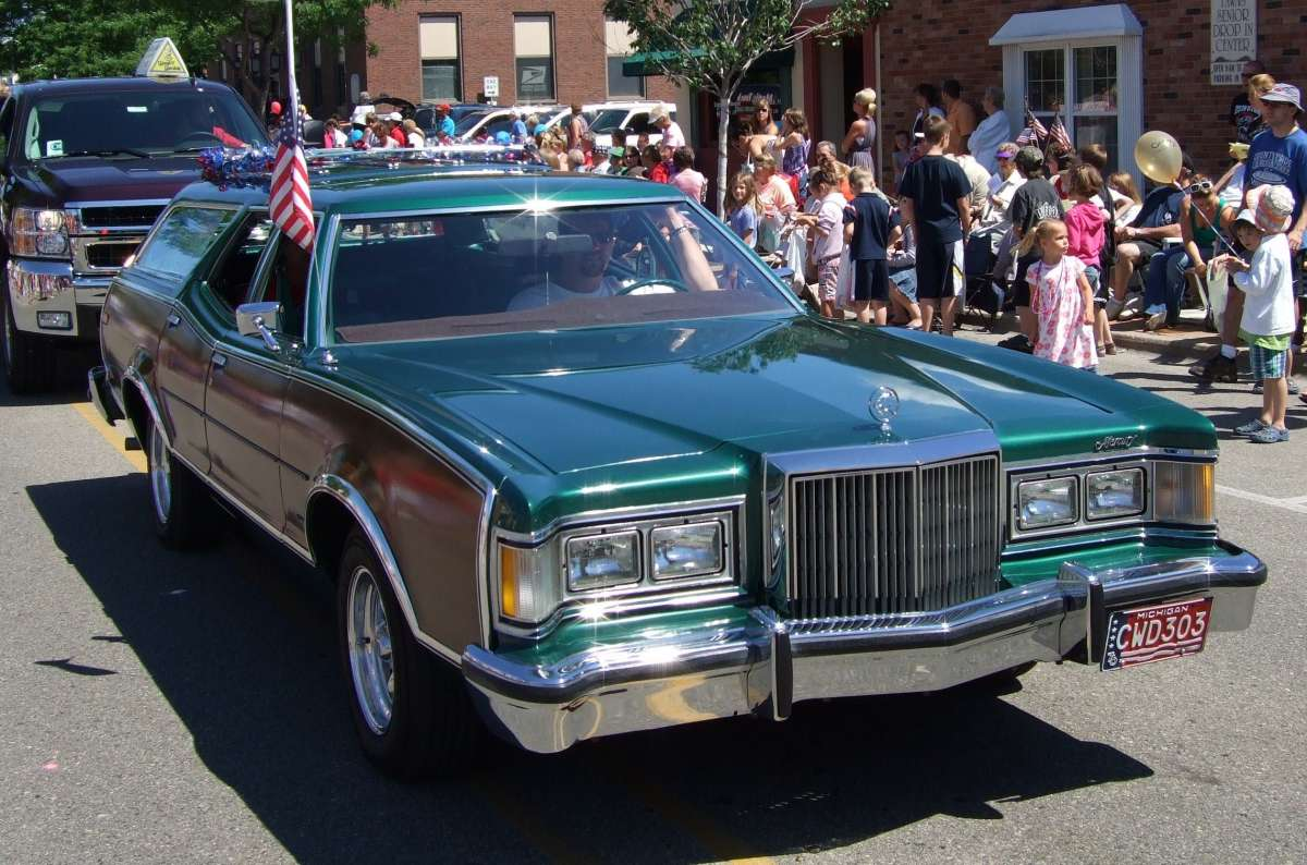 1978 Ford Cougar #17