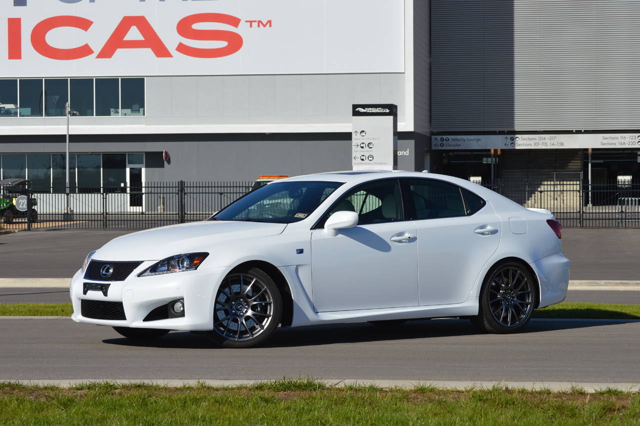 2013 Lexus Is F #4
