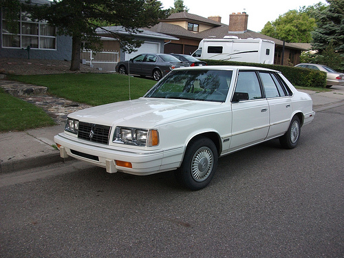 1987 Plymouth Caravelle #15