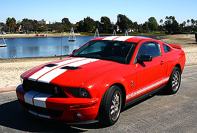 2008 Ford Mustang #6